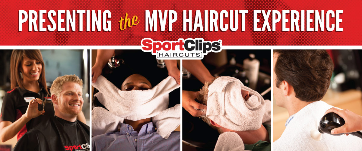 The Sport Clips Haircuts of Wall Township  MVP Haircut Experience
