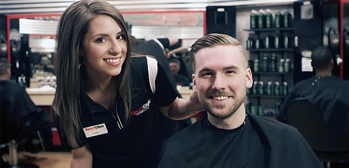 Sport Clips Haircuts of Wall Township ​ stylist hair cut